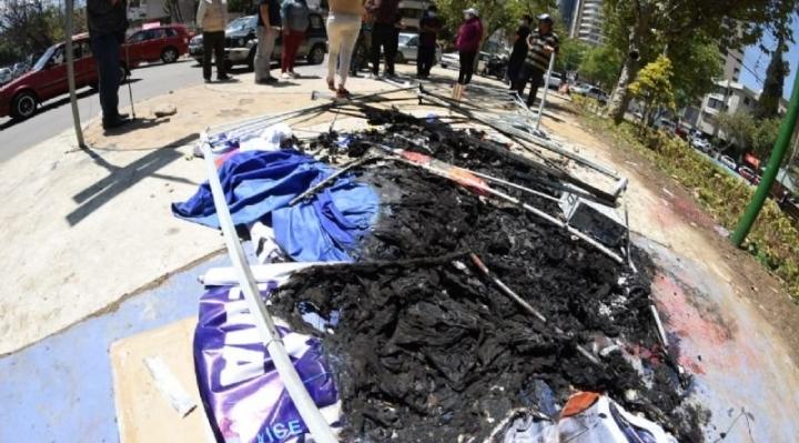 Preocupado, el TSE pide a frentes políticos censurar desbordes de violencia