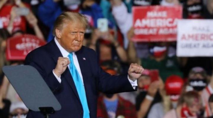 Trump solo pagó US$750 en impuestos sobre la renta en 2016 y 2017 según The New York Times