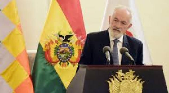 Guillermo Aponte deja la Presidencia del BCB por complicaciones en su salud