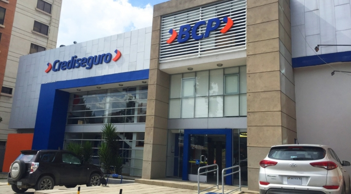 BCP es condecorado como el mejor banco por sus servicios digitales