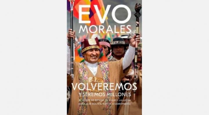 """No hubo golpe: Morales dijo en sus memorias que renunció un día antes de que las FFAA """"sugirieran"""" su salida"""