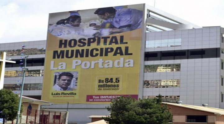 Personal médico del Hospital La Portada en incertidumbre por cambio de directora