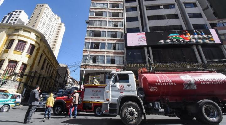 En las últimas 24 horas, La Paz y El Alto registraron 3 incendios que dejaron tres muertos