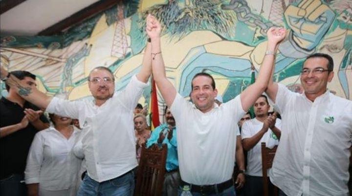 Luis Fernando Camacho, nuevo presidente del Comité Cívico Pro Santa Cruz
