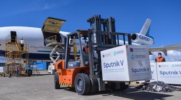 """Sputnik promete que este mes resolverá """"por completo"""" los retrasos en la entrega de la segunda dosis"""