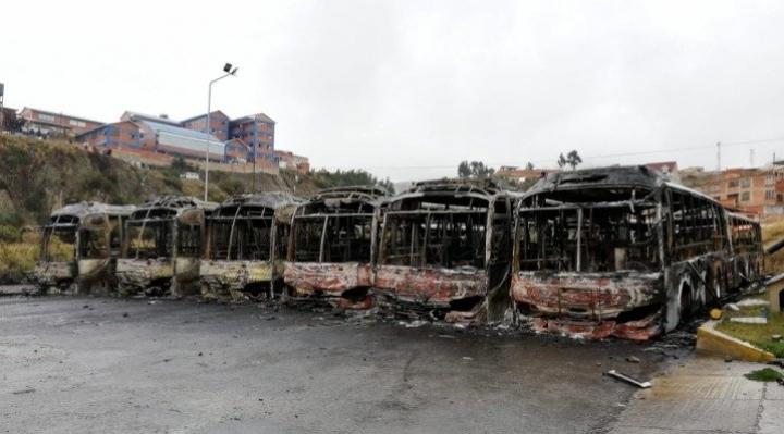 """Informe del GIEI observa """"fragilidad en la acusación"""" contra responsables por quema de 66 PumaKatari"""