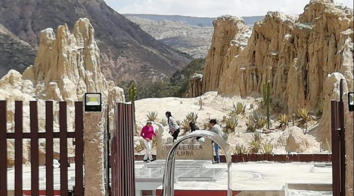 El Valle de la Luna será declarado patrimonio natural el 27 de septiembre