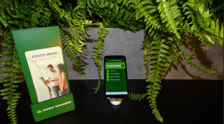 Banco Ganadero presente en Expocruz 2021 con su stand 100% digital