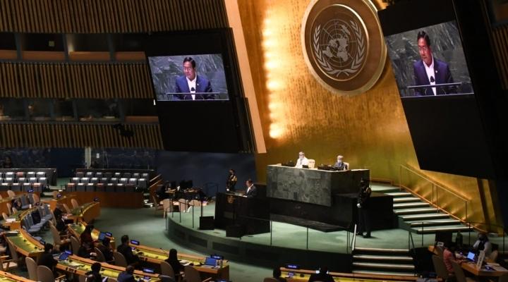 """Desde """"impertinente"""" hasta """"acusaciones falsas"""", las críticas de Creemos y CC a Arce en la ONU"""
