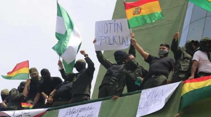 Policía ordena baja definitiva de cuarto jefe por el motín de 2019