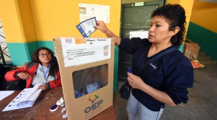 Denuncian que algunos vocales desean sabotear el TREP el día de las elecciones