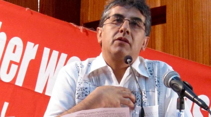 Pablo Solón, el hermano menor de José Carlos