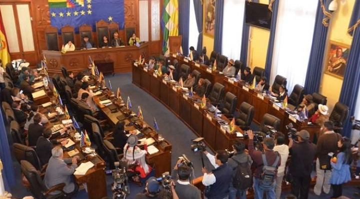 En la Cámara Alta avanza tratamiento de Ley para Convocatoria a Elecciones