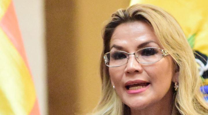 """Añez señala que el fraude electoral demostrado por la OEA """"se gestó desde la propia Presidencia"""""""