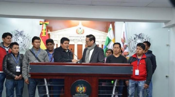 Adepcoca presentó primera denuncia ante Comité de Defensa de las Víctimas de Injusticia