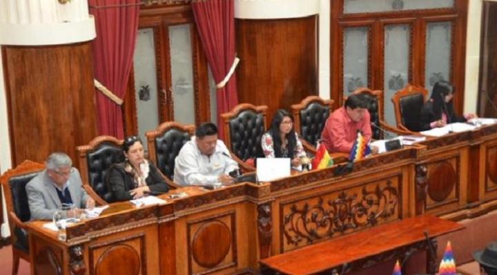 Contra Viento y marea asambleístas del MAS buscan aprobar Ley de Garantías