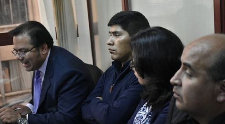 Exvocal del TSE Idelfonso Mamani con detención en cárcel de San Pedro por caso fraude electoral