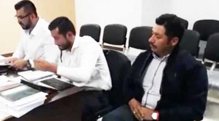 Justicia determina detención preventiva en el penal de San Roque para exgobernador Esteban Urquizu
