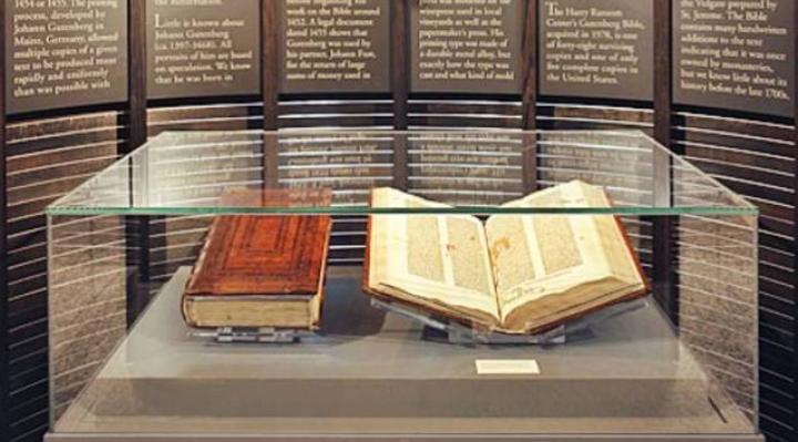 Johannes Gutenberg creó una revolución hace casi 600 años.