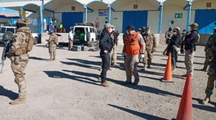 Migración señala que grupos radicales del MAS intentan ingresar a Bolivia para generar desorden