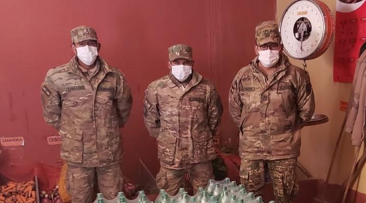 CBN entregó ocho mil litros de gaseosas y Maltín a 10 instituciones del departamento de Potosí