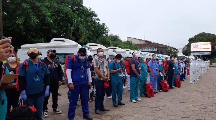 Trinidad se encapsula y Santa Cruz, Tarija y Potosí mantienen ...