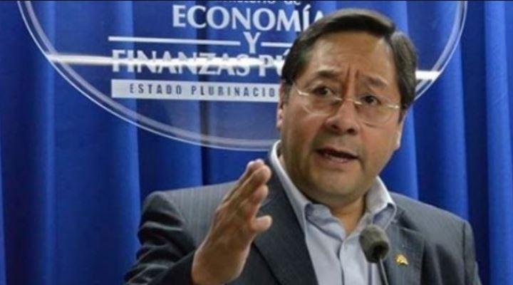 Fiscalía admite denuncia penal contra Luis Arce en caso software y se inicia la investigación