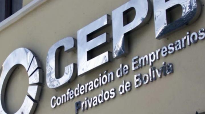 """Empresarios privados piden nuevamente la convocatoria a un """"gran diálogo nacional"""""""