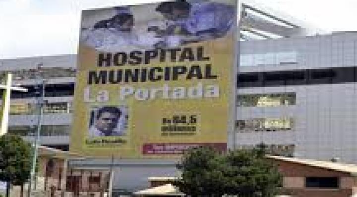 Revilla: Dos pacientes del hospital La Portada murieron por falta de oxígeno
