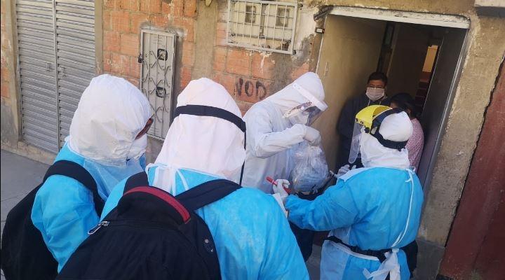 Bolivia reporta 1.035 personas infectadas y acumula 113.129 casos desde marzo