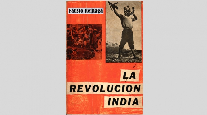 """Grandes ensayos bolivianos. """"La Revolución India"""""""