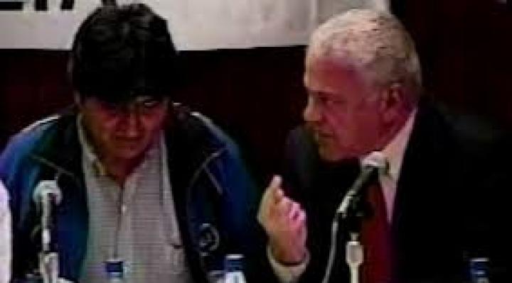 Después de 18 años, Bolivia alista su primer debate presidencial entre los candidatos principales