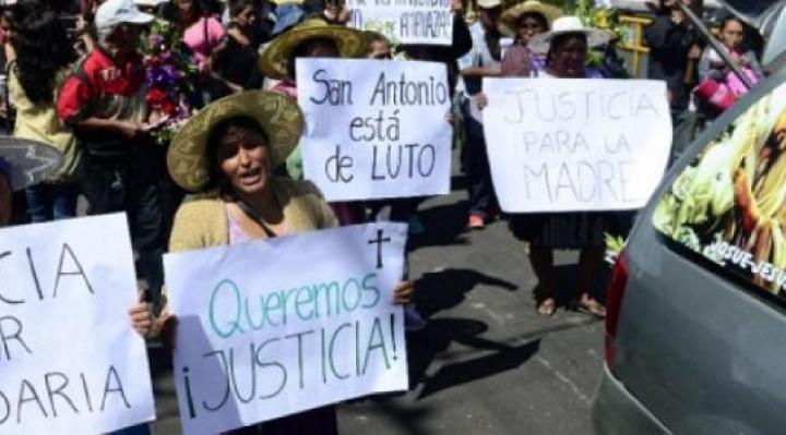 El MAS tramita ley de impunidad para violadores con fuero sindical