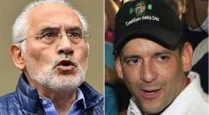 """Samuel anuncia que apoyarán """"al candidato que pueda frenar al MAS"""", Mesa se abre al diálogo y Camacho critica"""