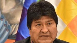 """Evo Morales: """"Ganamos las elecciones, al día siguiente estoy entrando a Bolivia"""""""