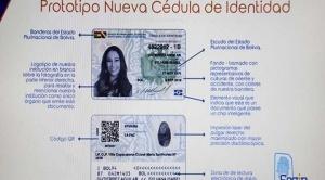 La nueva cédula de identidad empleará código QR y tendrá vigencia de 10 años