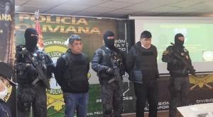 Cae banda de extranjeros que portaba armas de fuego