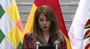 Viceministra Fernández confirma que medios estatales transmitirán el debate presidencial del 4 de octubre