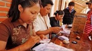 Aumentan el estipendio para jurados electorales de Bs 40 a Bs 60 1