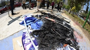 Preocupado, el TSE pide a frentes políticos censurar desbordes de violencia 1