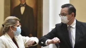 Tuto Quiroga exige al Gobierno judicializar denuncia contra Carlos Gill, que se benefició con recursos públicos