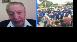 """Carlos Borth dice que """"pese a todo"""" el MAS está en primer lugar en encuestas y que Mesa o Camacho debería retirarse"""