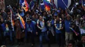 Justicia admite recurso para anular sigla del MAS por difusión de encuesta 1