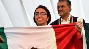 Ana Paula Jiménez, la joven mexicana prodigio de las matemáticas que no para de ganar medallas alrededor del mundo