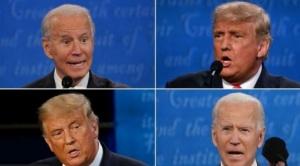 Trump vs Biden: ¿Quién ganó el último debate presidencial antes de las elecciones de EEUU?