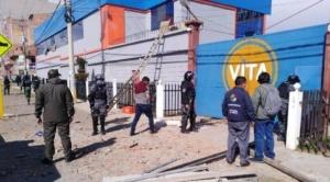 VITA denuncia que exdirigentes imposibilitan el regreso a las labores de los trabajadores 1