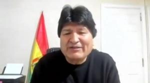 Evo pide archivo de caso fraude electoral y alega inocencia de María Eugenia Choque 1