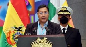 """Arce advierte que el """"riesgo de contagio de Covid-19 aún es latente"""" y pide usar barbijo"""