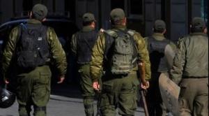 Esposas de policías se declaran en emergencia y anuncian movilizaciones si ven persecución