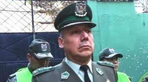 Caso Sacaba: Fiscalía reprograma la declaración del excomandante de la Policía de Cochabamba